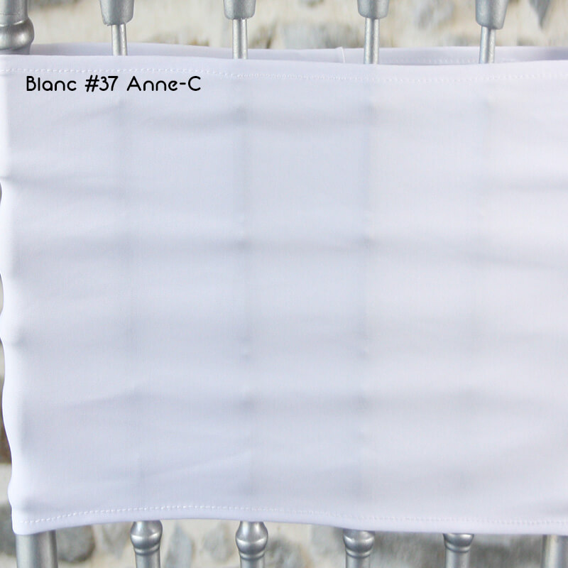Lycra blanc 37 Anne-C