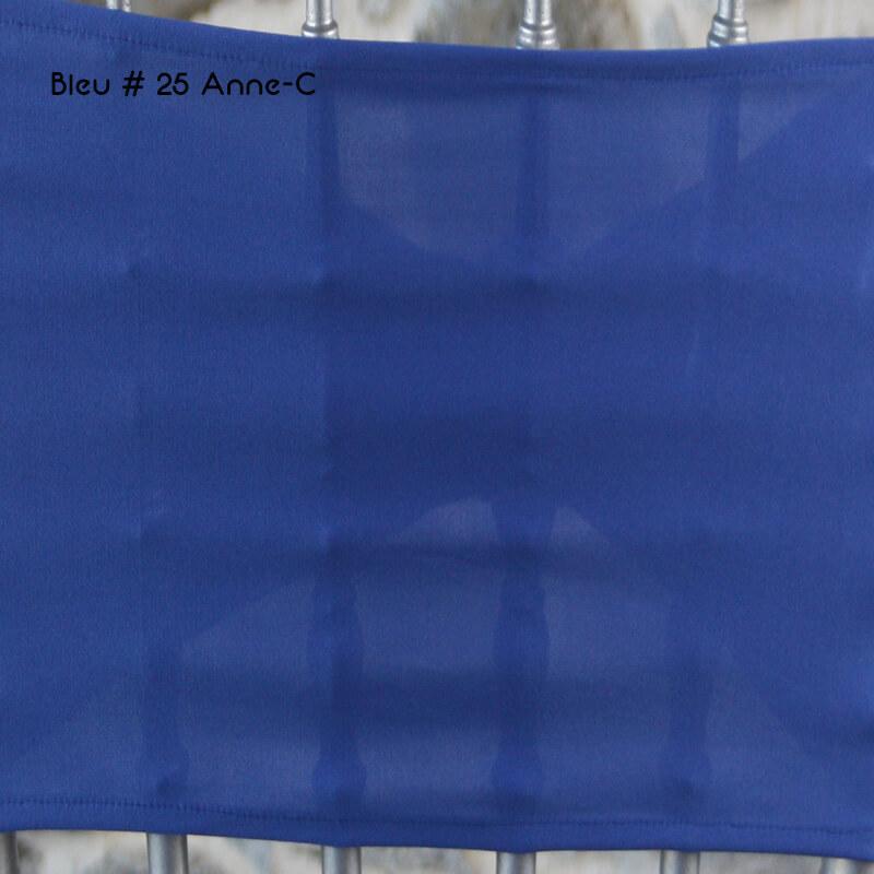Lycra bleu 25 Anne-C