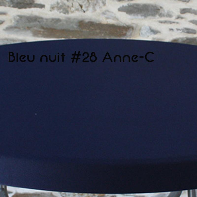 Lycra Bleu nuit 28 Anne-C