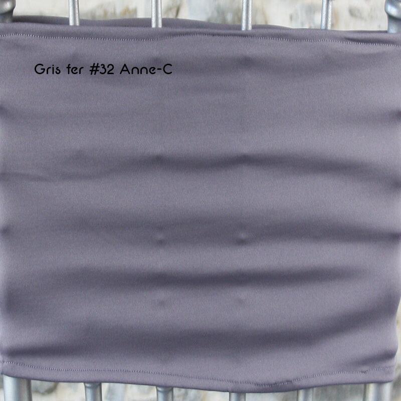Lycra Gris fer 32 Anne-C