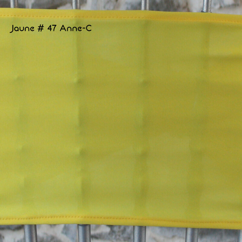 Lycra Jaune 47 Anne-C