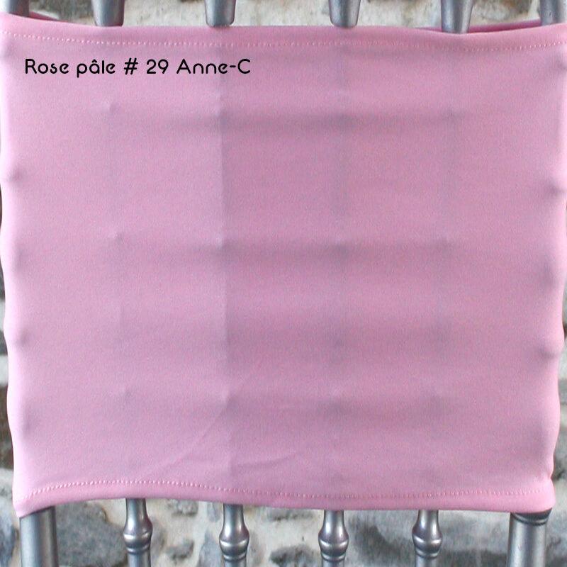 Lycra Rose pâle 29 Anne-C